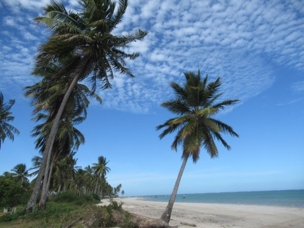 Firscherorte an Brasiliens Nordostküste