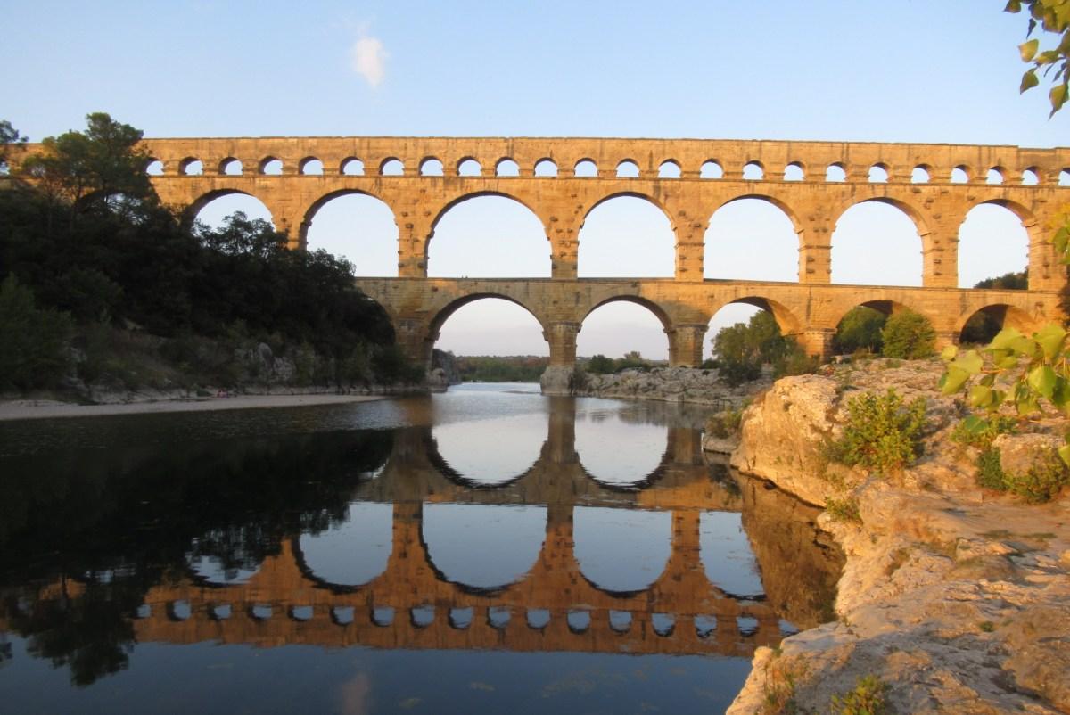 Sur le pont d'Avignon…