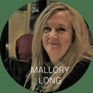 Mallory round headshot