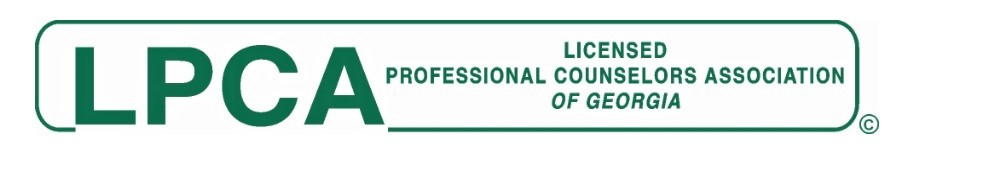 licensed professional counselor of GA logo