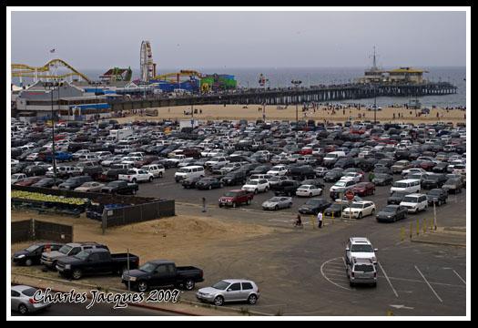 Cirque Santa Monica