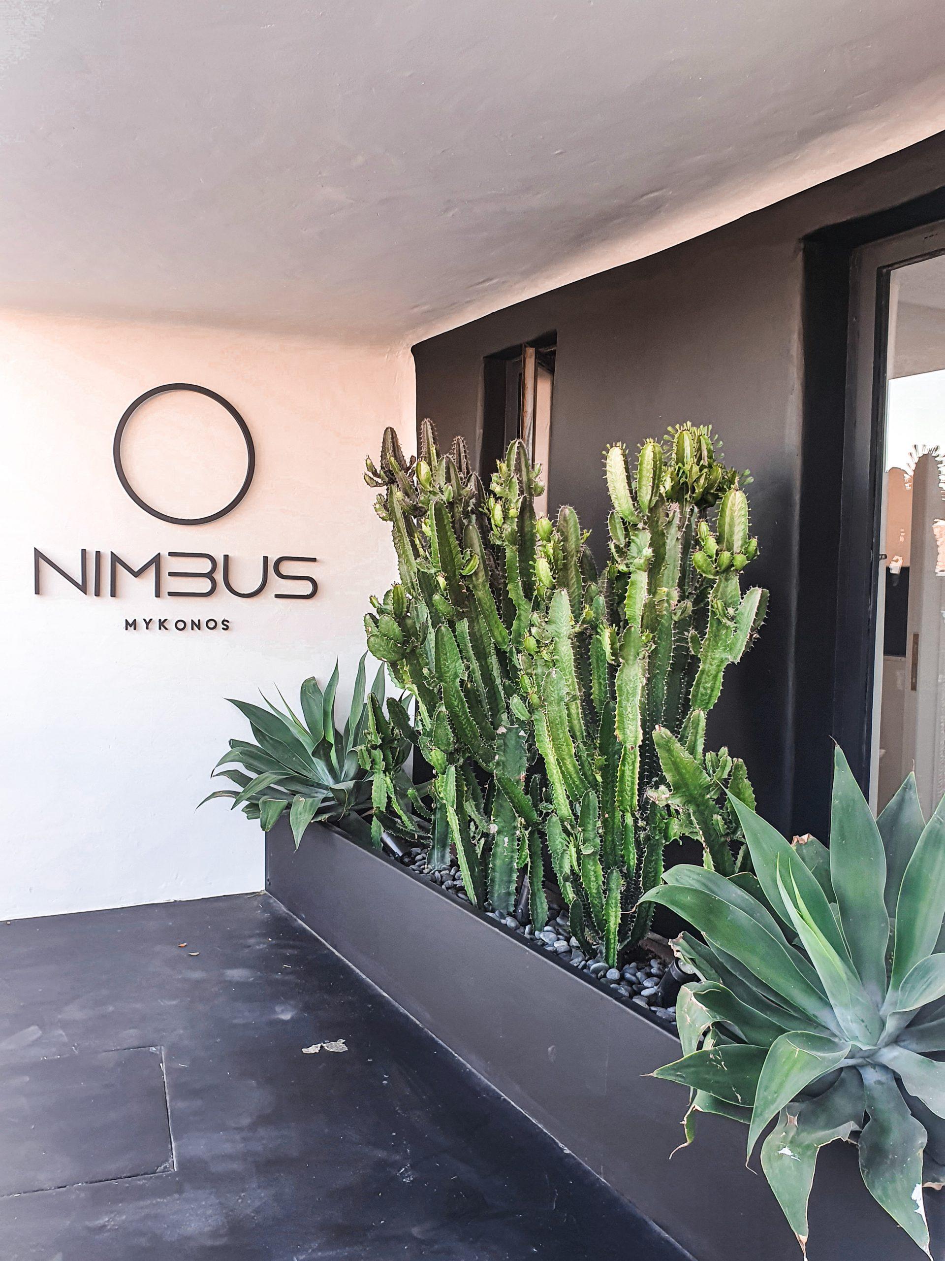Spending a weekend at Nimbus Mykonos