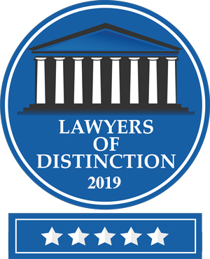 Lawyers of Distinction 2019 Logo - About