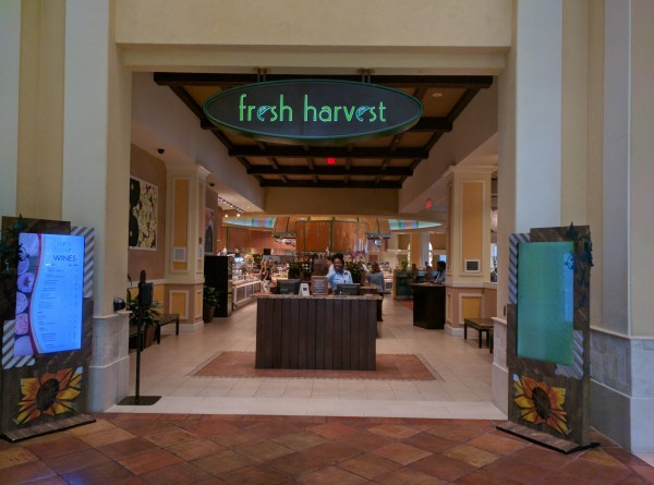 Fresh Harvest Restaurant at Coconut Creek Front