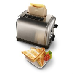 school lunch hack eBoot Toaster Bags