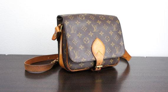 Designer Vintage Handbag