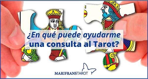¿en qué puede ayudarme una consulta al tarot con Marifrans tarot?