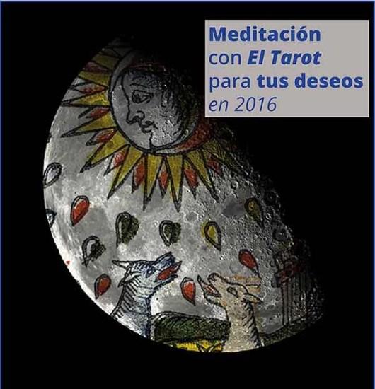 Meditación con la Luna Nueva y el Tarot en marifranstarot.com