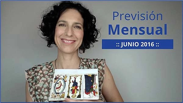 Previsión mensual con el Tarot Junio 2016 en marifranstarot.com