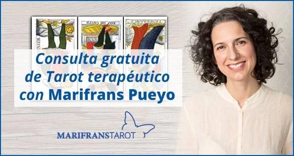 Consulta tarot terapéutico con Marifrans 8 de junio 2018