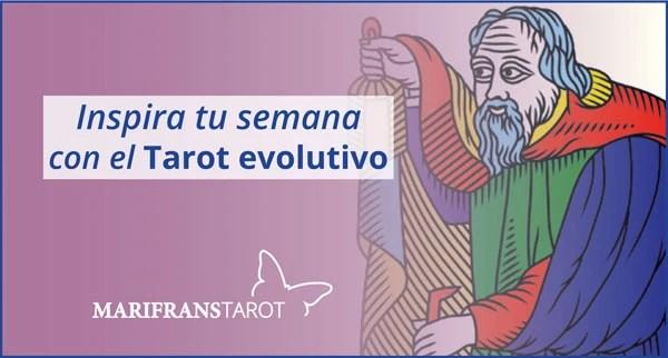 Briefing semanal tarot evolutivo 16 al 22 de julio de 2018 en Marifranstarot