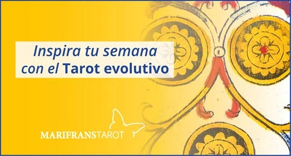 Briefing semanal tarot evolutivo 13 al 19 de agosto de 2018 en Marifranstarot