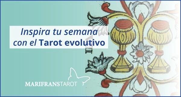 Briefing semanal tarot evolutivo 28 de enero al 3 de febrero de 2019 en Marifranstarot