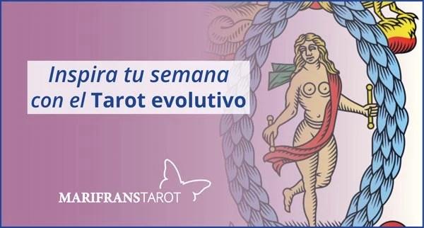 Briefing semanal tarot evolutivo 7 al 13 de enero de 2019 en Marifranstarot