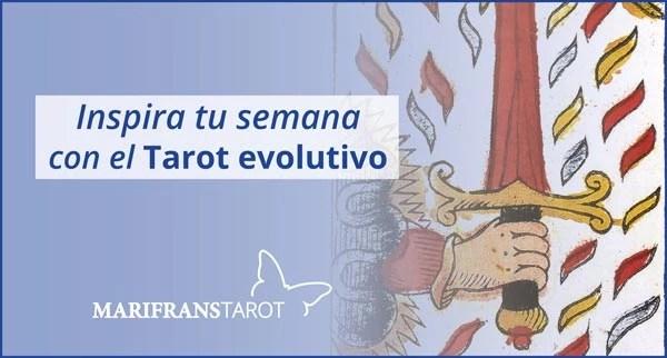 Briefing semanal tarot evolutivo 4 al 10 de marzo de 2019 en Marifranstarot