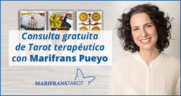 Consulta tarot terapéutico con Marifrans 10 de mayo 2019