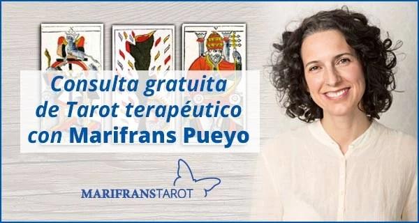 Consulta tarot terapéutico con Marifrans 21 de febrero de 2020