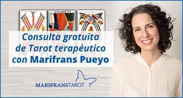 Consulta tarot terapéutico con Marifrans 17 de abril de 2020