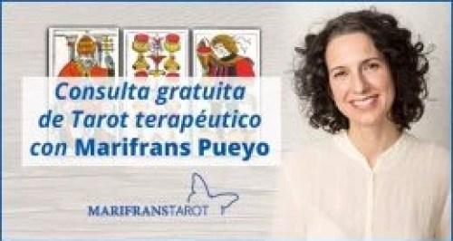Consulta tarot terapéutico con Marifrans 14 de mayo de 2021