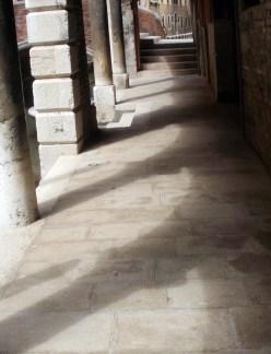 sunlit arches, Venice © Mari French 2012
