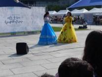 Nordkoreanische Sängerinnen