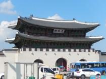 Tor des Gyeongbokgung-Palastes