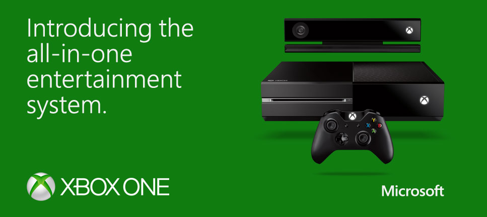 "Xbox One: ""It feels like it's from the future"""