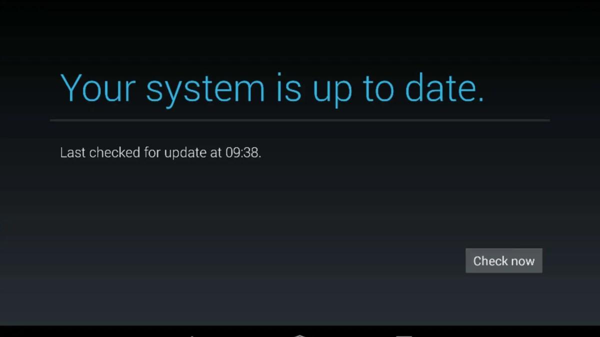Update?