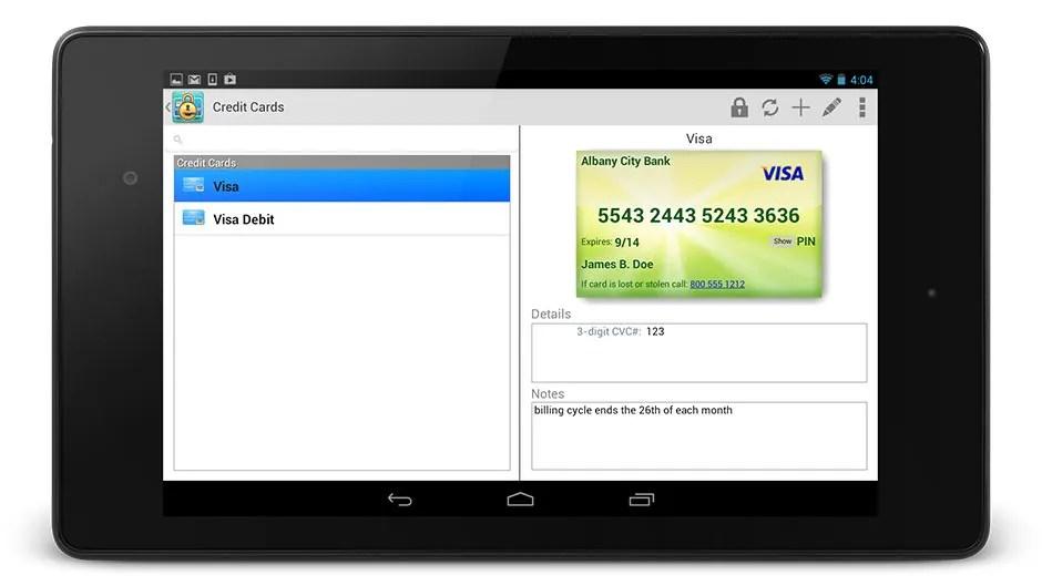 eWallet für Android heute gratis