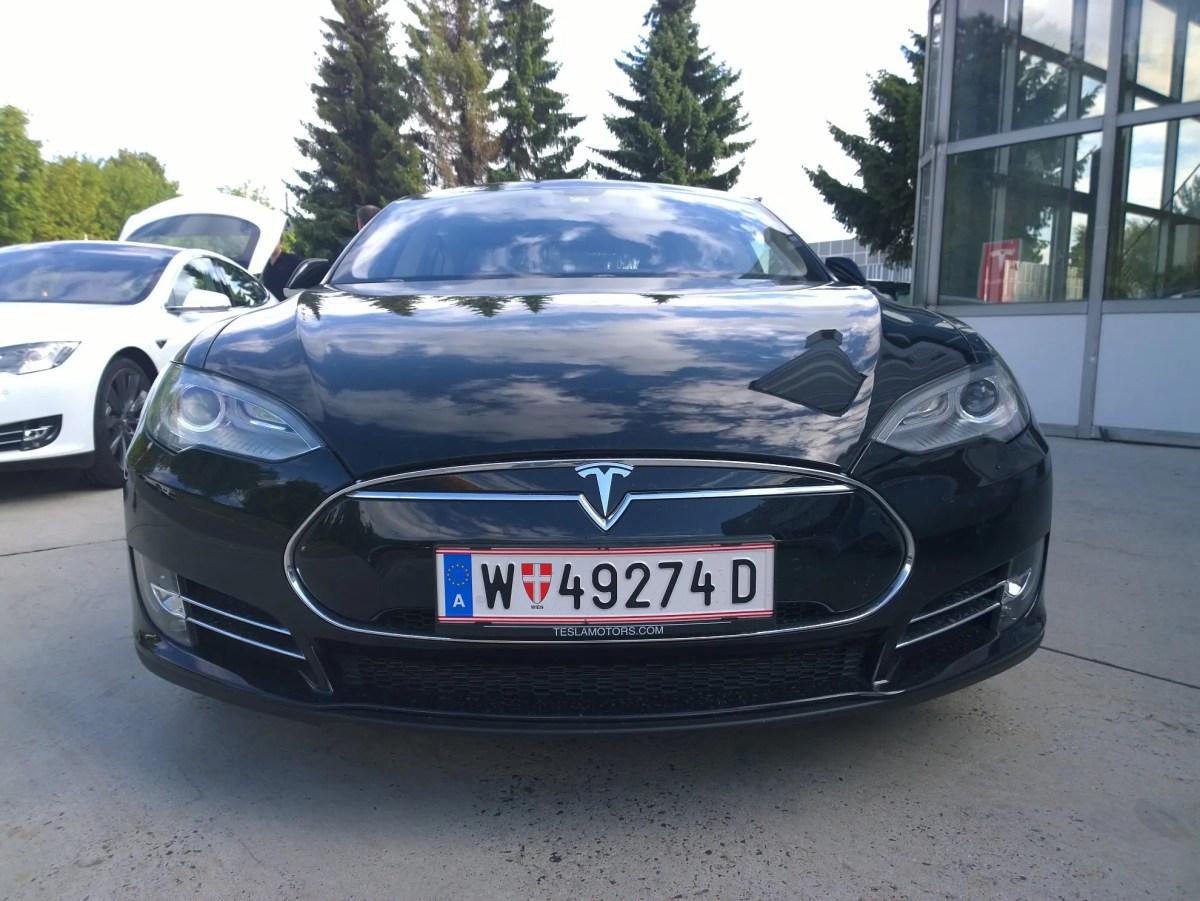 TeslaModellSinWien