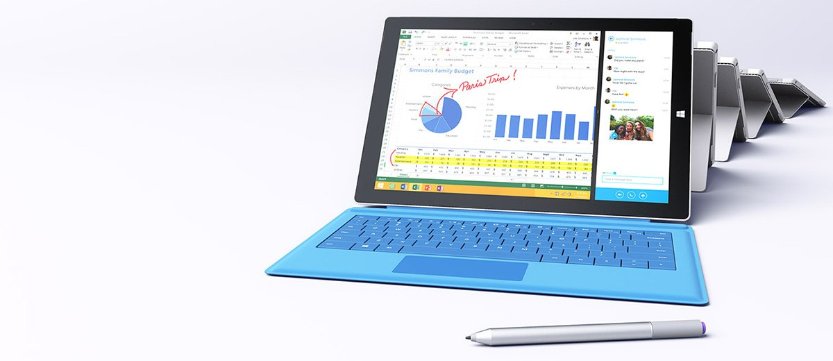 Surface Pro 3: Leistungsschub mit neuen Intel-Treibern