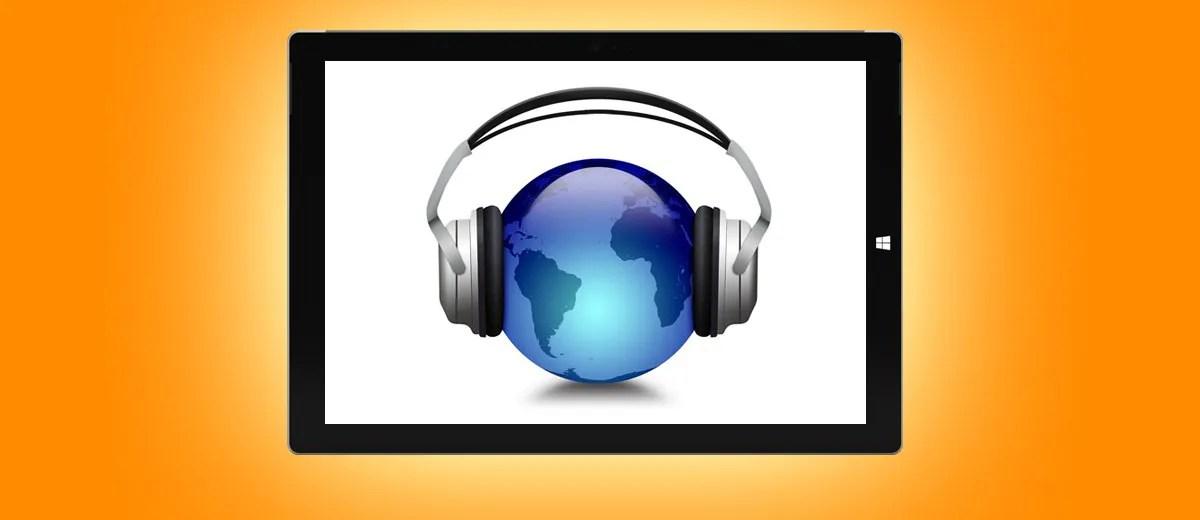 Links zu Streams der österreichischen Radiosender