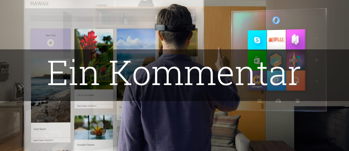 Windows 10, Hololens, Surface Hub und mehr…