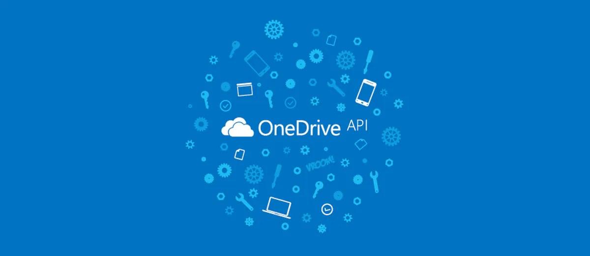 Willkommen OneDrive API