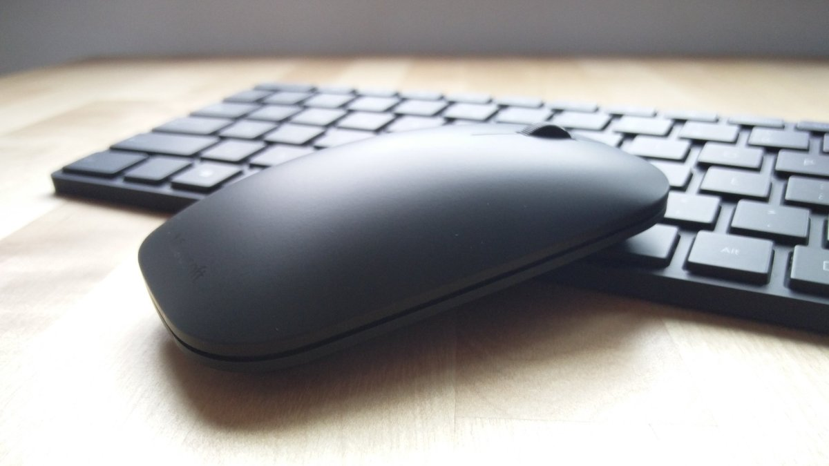 Review: Microsoft Designer Bluetooth Desktop