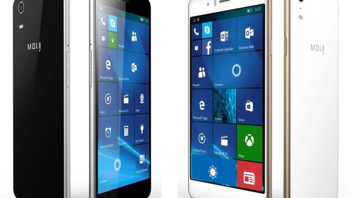 Das bessere Lumia 650? Coship Moly W
