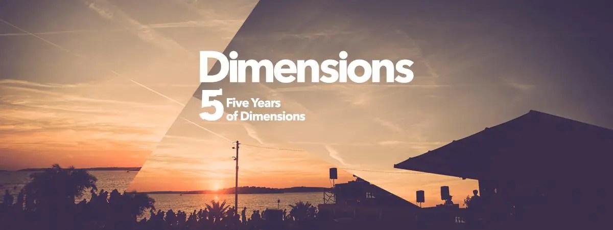 Dimensions 2016