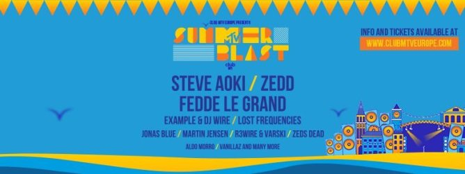 MTV Summerblast 2016