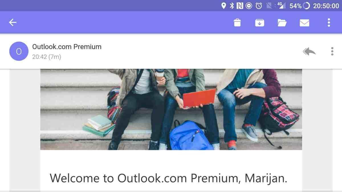 Outlook Premium ist in Österreich verfügbar!