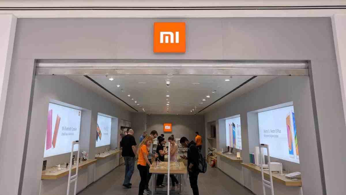 Willkommen in Österreich Xiaomi. Ein Kurzbesuch im Store in der SCS
