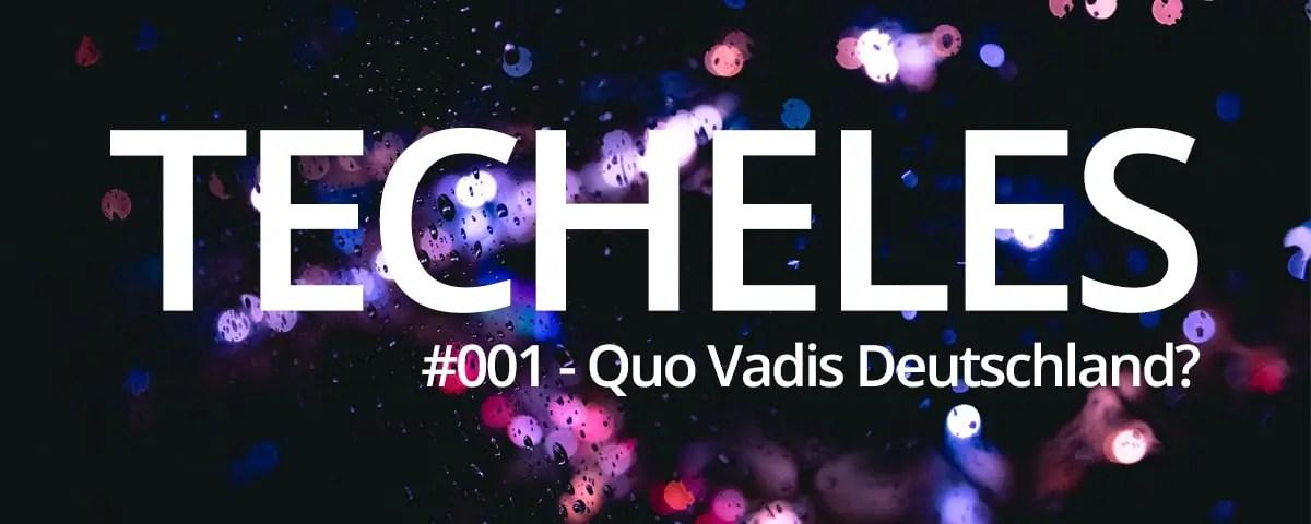 Techeles #001