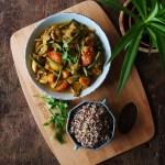 Easy Veggie Chicken Curry