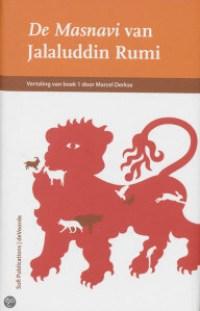Kaft Rumi, Masnavi boek 1 (vertaling Derksen)