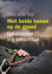 Kaft Van der Horst, Met beide benen op de grond hr