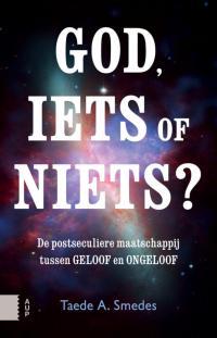 kaft Smedes, God iets of niets?