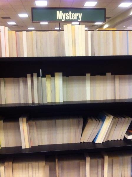 Mystery, humor in de bibliotheek