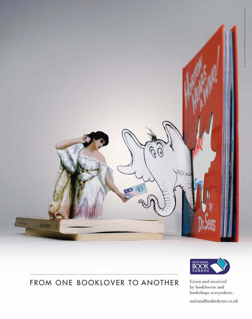 National book tokens cadeaukaart voor boeken