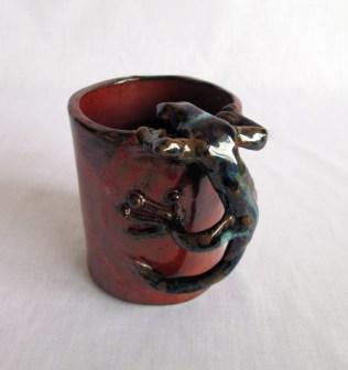 lizard-cup