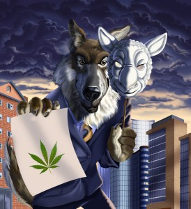 Marijuana commercialization disguised as compassion