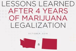 Lessons Learned After Four Years of Marijuana Legalization